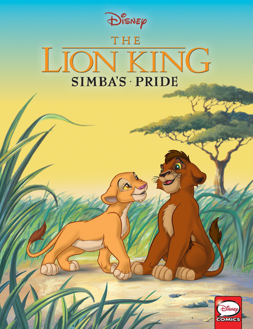 Cover: The Lion King: Simba's Pride