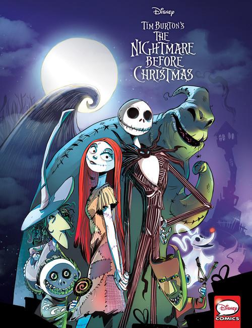 Cover: Tim Burton's The Nightmare Before Christmas