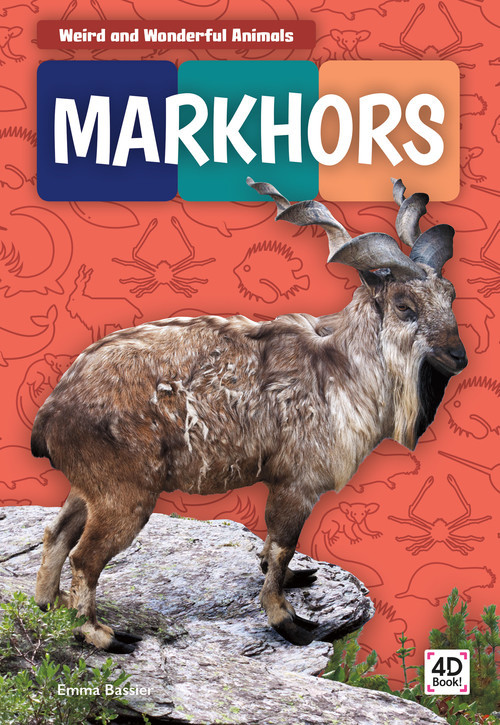 Cover: Markhors