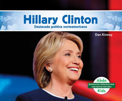 Cover: Hillary Clinton: Destacada política norteamericana