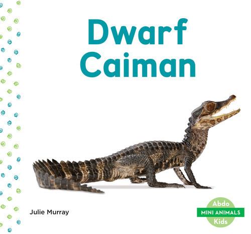 Cover: Dwarf Caiman