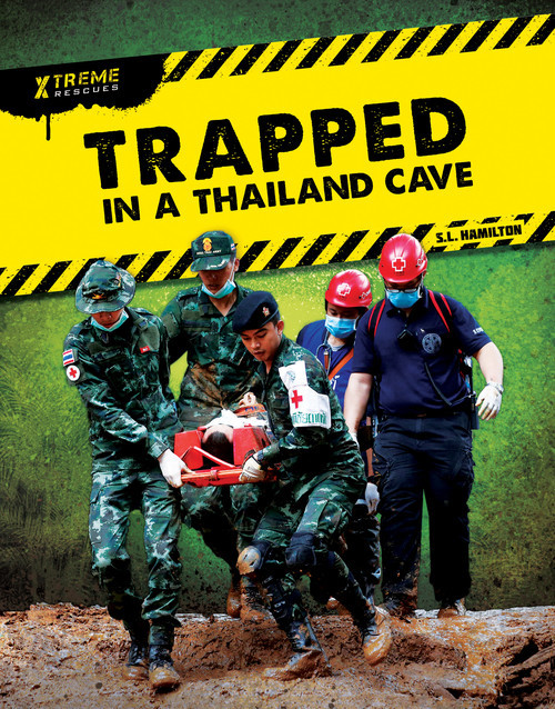 Cover: Trapped in a Thailand Cave