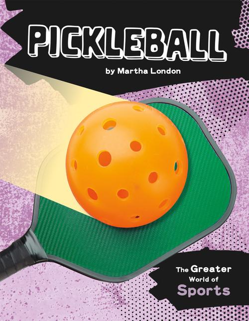 Cover: Pickleball