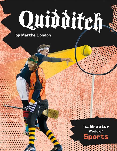 Cover: Quidditch