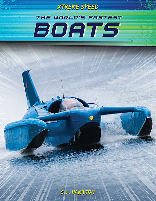 Cover: The World's Fastest Boats