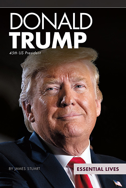 Cover: Donald Trump: 45th US President