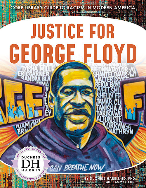 Cover: Justice for George Floyd
