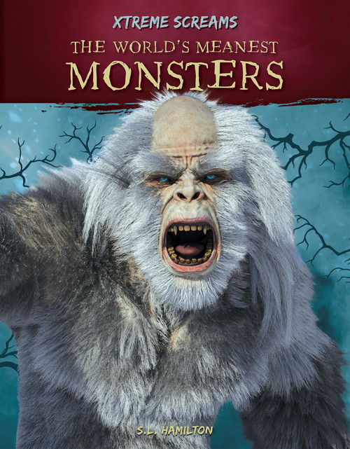 Cover: The World's Meanest Monsters