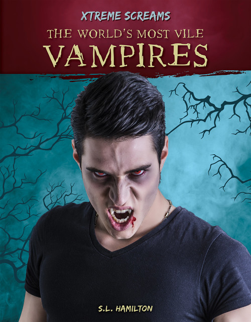 Cover: The World's Most Vile Vampires