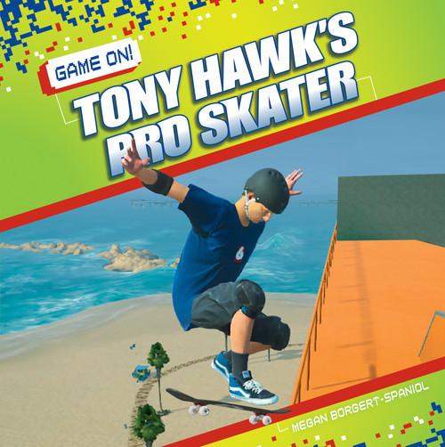Cover: Tony Hawk's Pro Skater