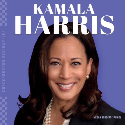 Cover: Kamala Harris