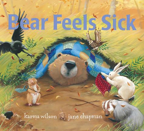 Cover: Bear Feels Sick