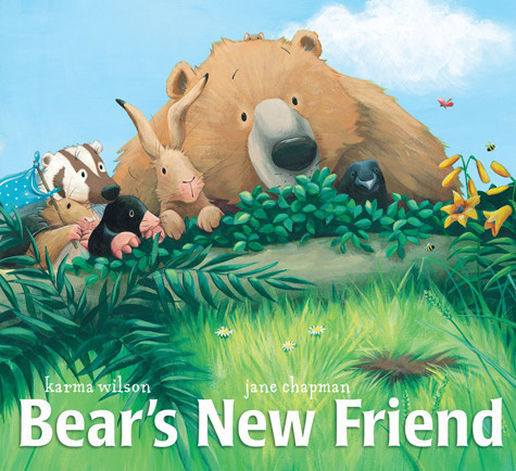 Cover: Bear's New Friend