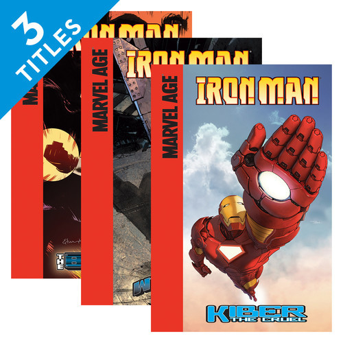 Cover: Iron Man Set 3