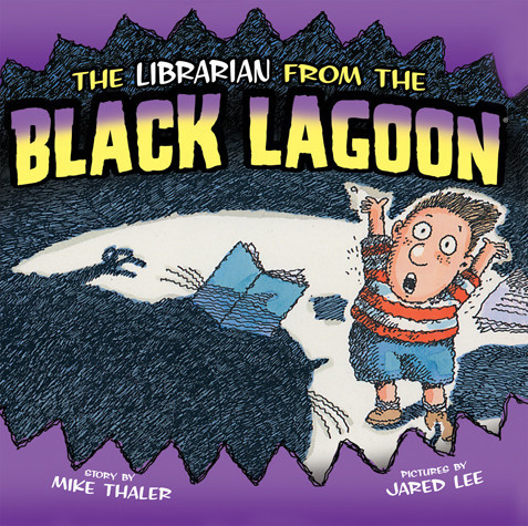 Cover: Librarian from the Black Lagoon