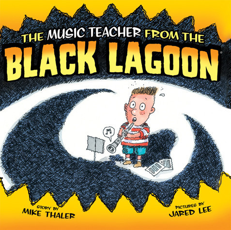 Cover: Music Teacher from the Black Lagoon