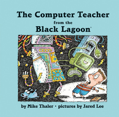 Cover: Computer Teacher from the Black Lagoon