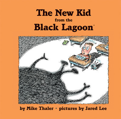 Cover: New Kid from the Black Lagoon