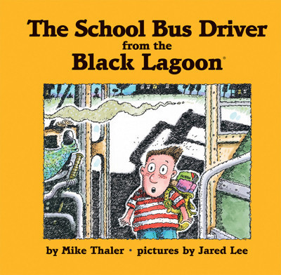 Cover: School Bus Driver from the Black Lagoon