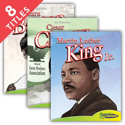 Cover: Bio-Graphics Set 2