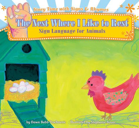 Cover: Nest Where I like to Rest