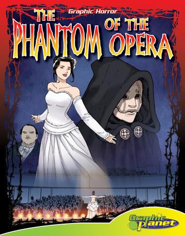 Cover: Phantom of the Opera