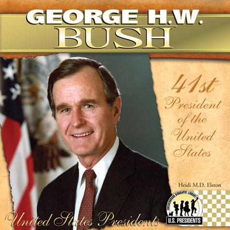 Cover: George H.W. Bush