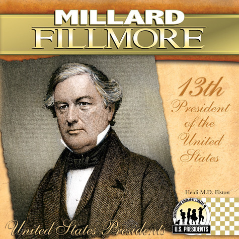 Cover: Millard Fillmore