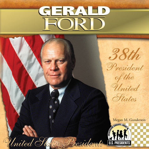 Cover: Gerald Ford