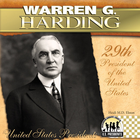 Cover: Warren G. Harding