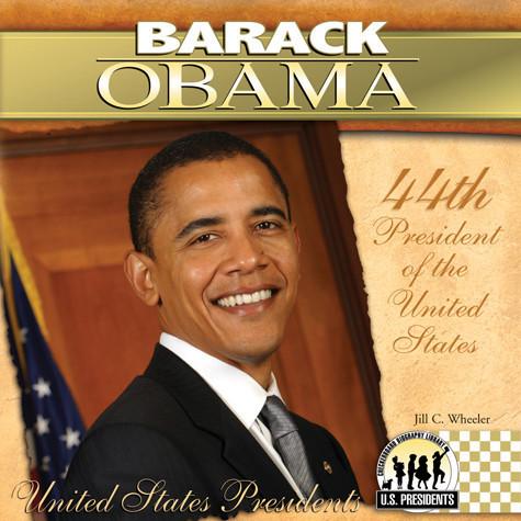Cover: Barack Obama *2009