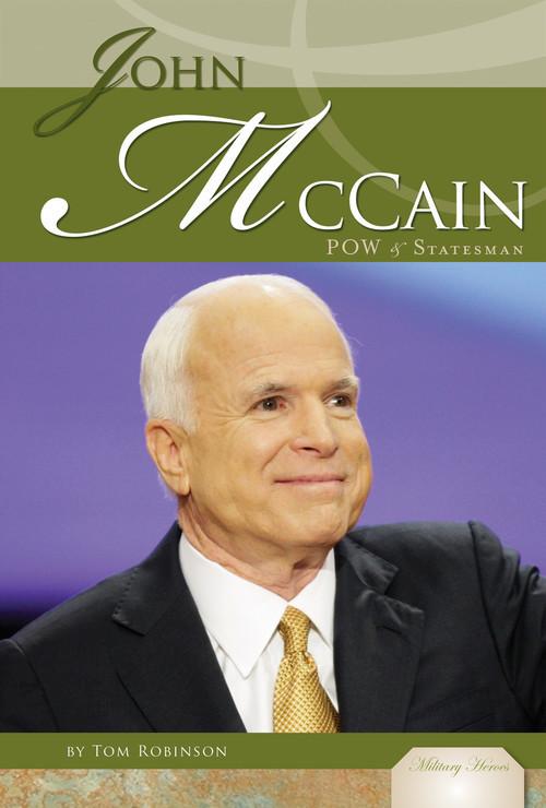 Cover: John McCain: POW & Stateman