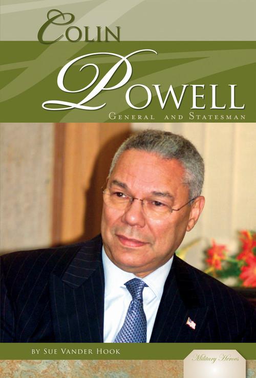 Cover: Colin Powell: General & Statesman