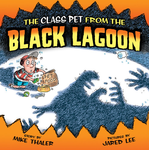Cover: Class Pet from the Black Lagoon