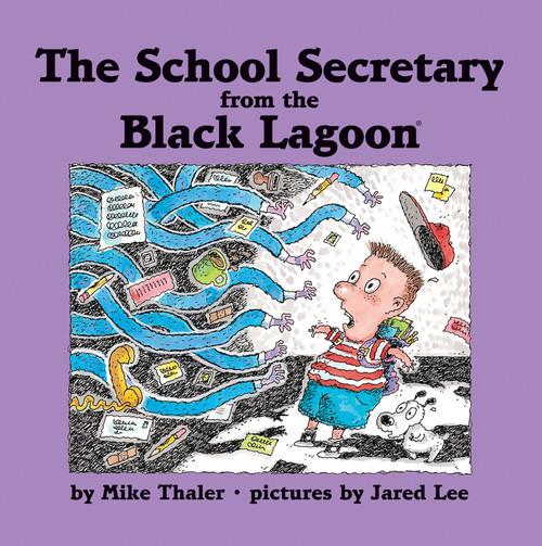 Cover: School Secretary from the Black Lagoon