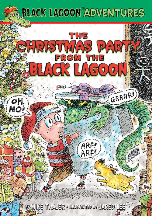 Cover: Christmas Party from the Black Lagoon
