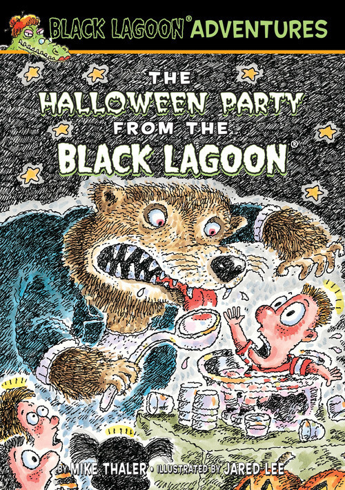 Cover: Halloween Party from the Black Lagoon