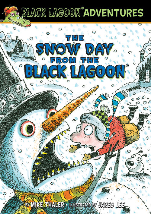 Cover: Snow Day from the Black Lagoon
