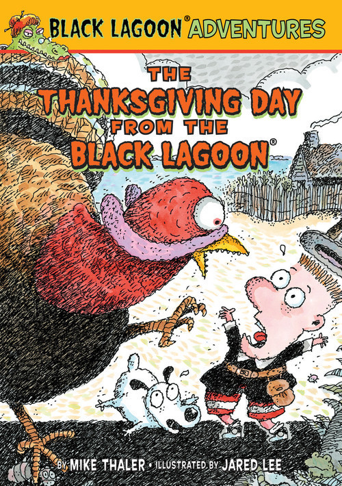 Cover: Thanksgiving Day from the Black Lagoon
