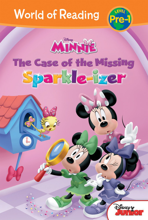 Cover: Minnie: Case of the Missing Sparkle-izer