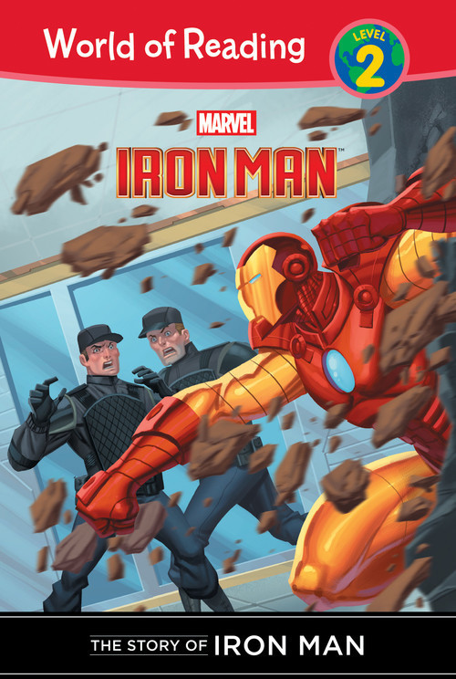 Cover: Story of Iron Man