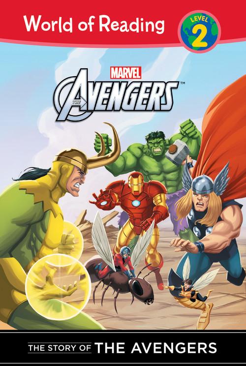 Cover: Story of Avengers