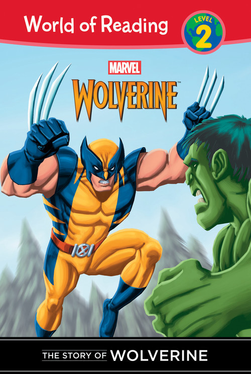 Cover: Story of Wolverine