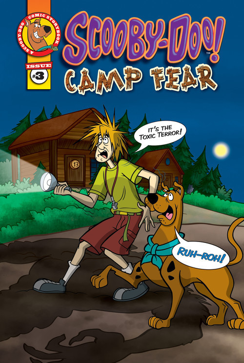 Cover: Scooby-Doo Comic Storybook #3: Camp Fear