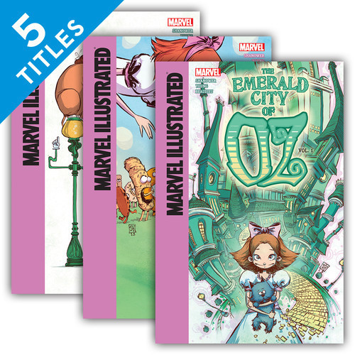 Cover: Emerald City of Oz