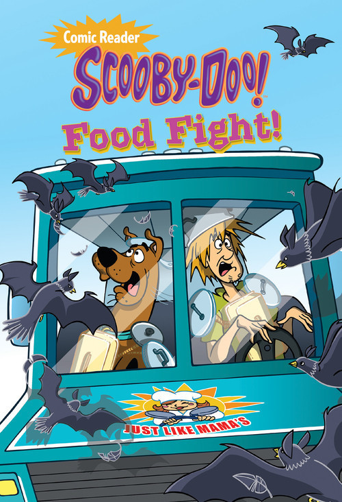 Cover: Scooby-Doo in Food Fight!