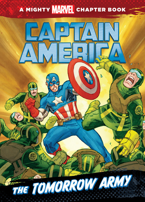 Cover: Captain America: The Tomorrow Army