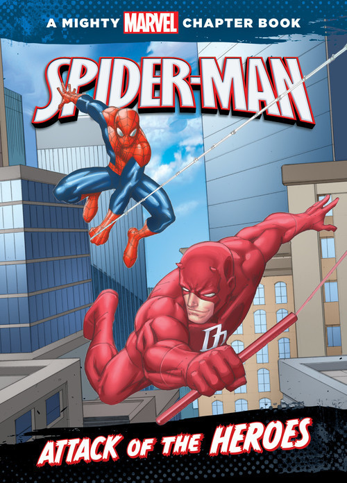 Cover: Spider-Man: Attack of the Heroes