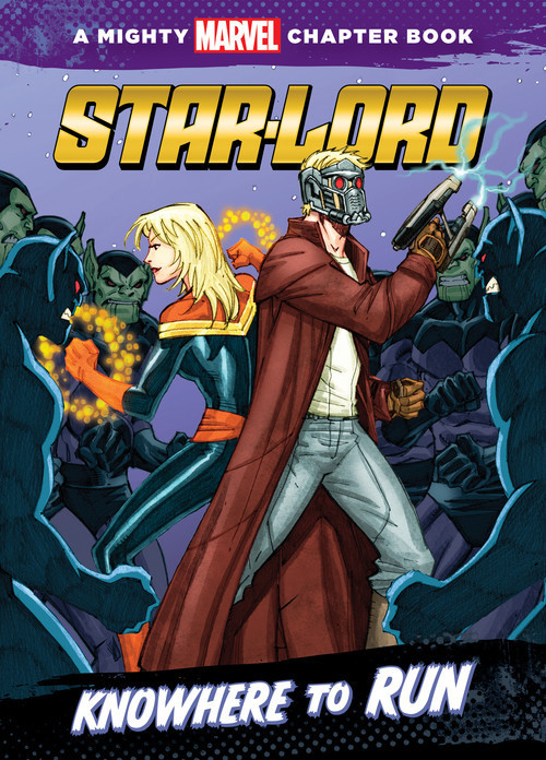 Cover: Star-Lord: Knowhere to Run