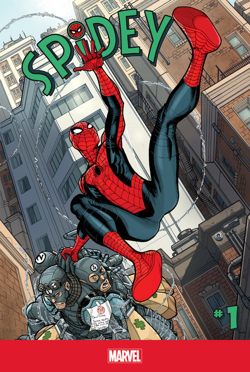 Cover: Spidey #1